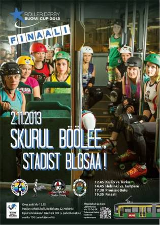 Skurul Böölee, Stadist Blosaa